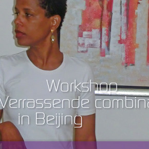 Verrassende combinaties van Lydia Brewster in Beijing